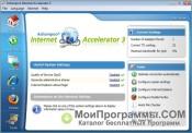 Ashampoo Internet Accelerator скриншот 1