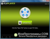 Скриншот FLV Player