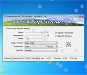 DesktopSnowOK скриншот 3
