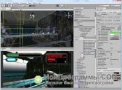 Скриншот unity3d