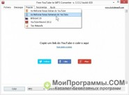 Free YouTube to MP3 Converter скриншот 2