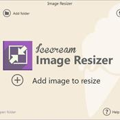 Icecream Image Resizer скриншот 3