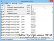 WebBrowserPassView скриншот 2