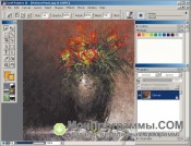 Corel Painter скриншот 4