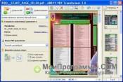 ABBYY PDF Transformer скриншот 2