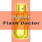 Программа для восстановления работоспособности USB флеш накопителя D-Soft Flash Doctor