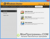Скриншот Windows Doctor