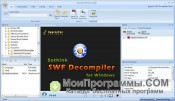 Sothink SWF Decompiler скриншот 1