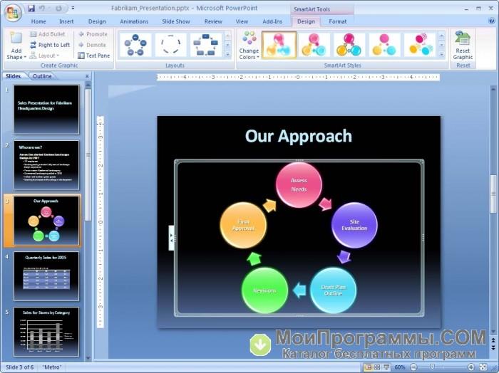 Бесплатная Программа Powerpoint