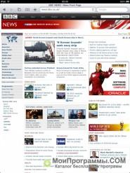Safari скриншот 4