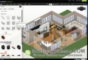 Autodesk Homestyler скриншот 1