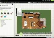 Autodesk Homestyler скриншот 2