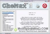 CheMax скриншот 2