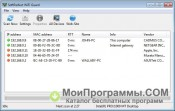 SoftPerfect WiFi Guard скриншот 2