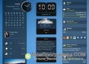 Rainmeter скриншот 1