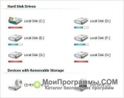 Vista Drive Icon скриншот 2