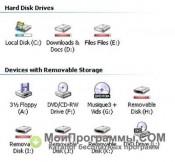 Vista Drive Icon скриншот 4