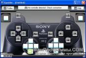 Скриншот XPadder