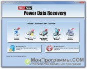 Power Data Recovery скриншот 1