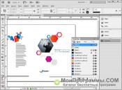 Скриншот Adobe InDesign