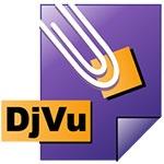 Программа для просмотра и редактирования файлов формата djvu DjVuLibre DjView