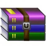 WinRAR для компьютера