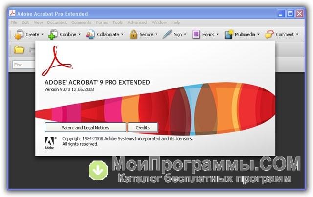 Adobe acrobat pro русская версия для windows 10 64 bit