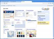 Скриншот Google Chrome 38