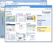 Скриншот Google Chrome 37