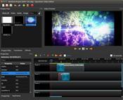 OpenShot Video Editor скриншот 1