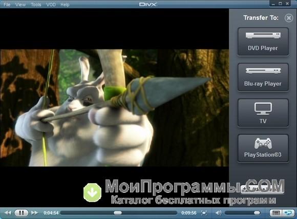 Divx player windows 10 for Div player