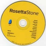 Программа для самостоятельного изучения иностранных языков Rosetta Stone