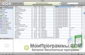 Скриншот iTunes