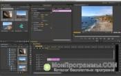 Adobe Premiere Pro CC скриншот 1