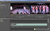 Скриншот Adobe Premiere Pro