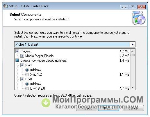 <b>K-Lite</b> <b>Codec</b> <b>Pack</b> 15.1.9 Free Download
