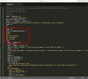 Sublime Text скриншот 3