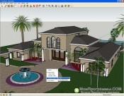 Google SketchUp скриншот 3