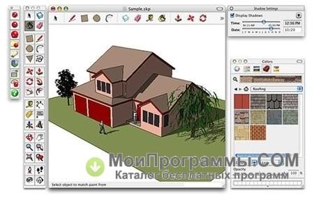 руководство по sketchup на русском