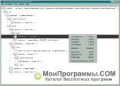 Скриншот STDU XML Editor