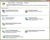 RegistryFirstAid скриншот 1