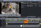 MAGIX Movie Edit Pro скриншот 3