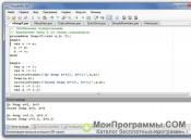 Pascal ABC скриншот 1