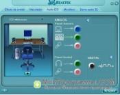 Скриншот Realtek Audio Driver