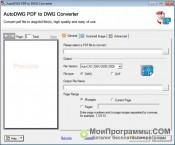 PDF to DWG Converter скриншот 4