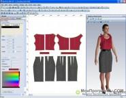 OptiTex скриншот 3