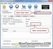 Advanced Office Password Recovery скриншот 2