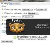 EyeLeo скриншот 1