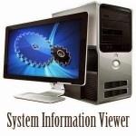 Программа для сбора технической информации о ПК System Information Viewer
