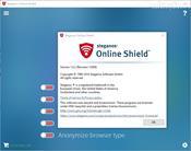 Steganos Online Shield скриншот 4